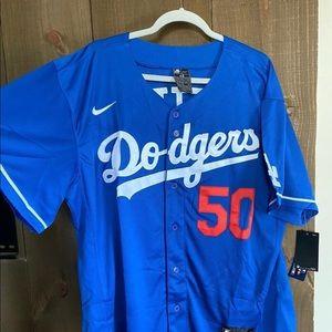 Dodgers Jersey Mens XL